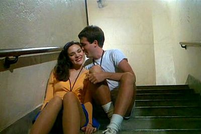 Horny teenagers try to lose their virginity. Sound like <i>American Pie</i>? Well, <i>Porky's</i> got there first. Dirty jokes and mishaps aplenty, plus <i>Sex and the City</i>'s Kim Cattrall in a raunchy early role that would've made Samantha proud!