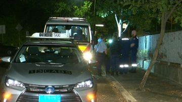Taxi driver assaulted and man glassed in Sydney