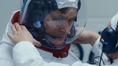 Ryan Gosling in 'First Man'.