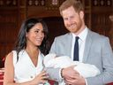 Meghan's friends speak out about baby Archie