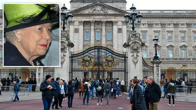 Man armed with Taser arrested at Buckingham Palace