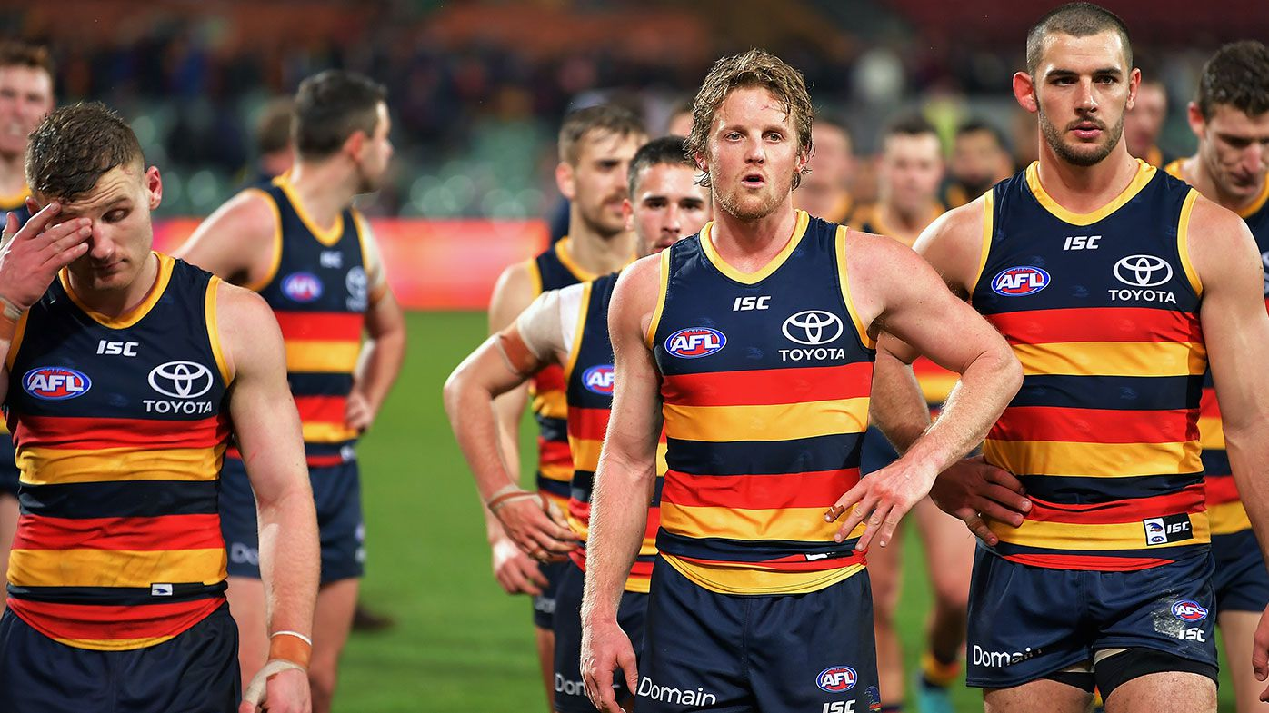 Rory Laird, Rory Sloane, Taylor Walker