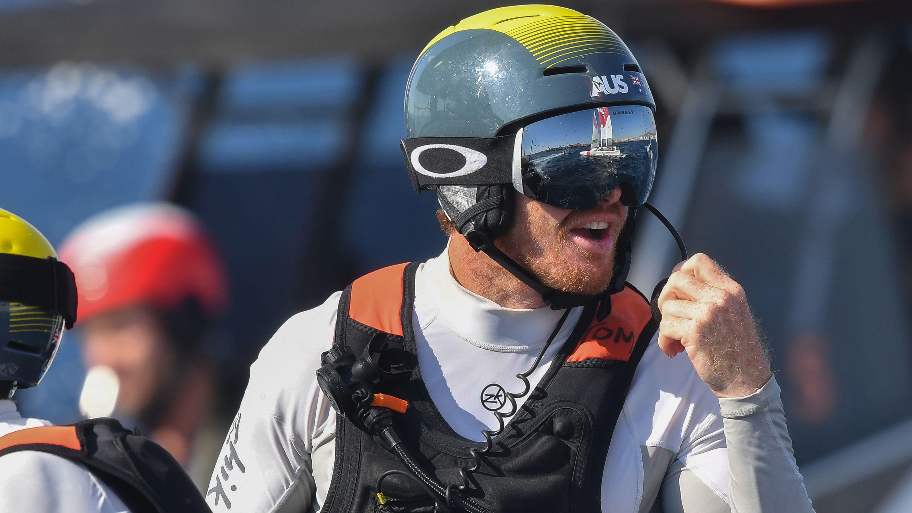 EXCLUSIVE: SailGP season to begin as Australia skipper Tom Slingsby eyes repeat win