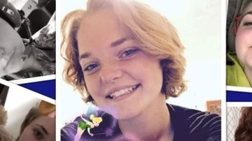 Baleigh Bagshaw, 15, was at home in Salt Lake City when her mum heard somebody attacking her, before the phone went dead