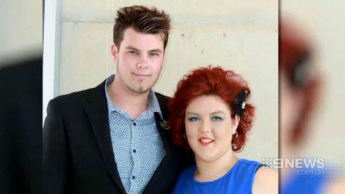 Siblings Joshua, 22, and Jessica Doyle, 16. (9NEWS)
