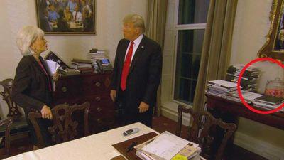 Donald Trump interview reveals secret food habit