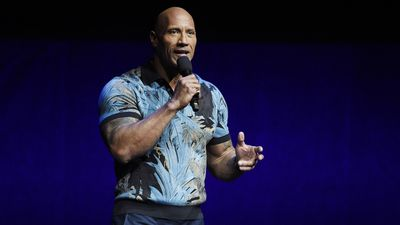 Dwayne 'The Rock' Johnson