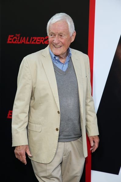 Orson Bean at the premiere of his film The Equalizer 2 at TCL Chinese Theatre on July 17, 2018 in Hollywood, California
