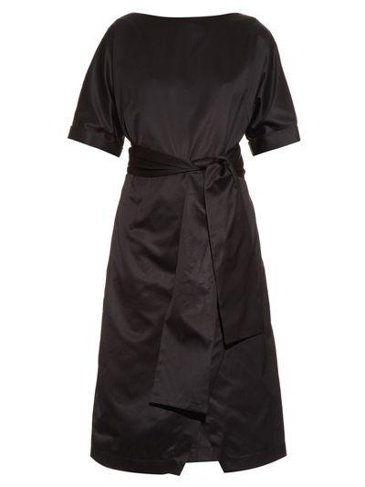 "<a href=""http://www.matchesfashion.com/au/products/Osman-Hemera-cotton-sateen-dress-1039274"" target=""_blank"">Dress, $903, Osman at matchesfashion.com</a>"