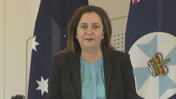 Queensland Premier Annastacia Palaszczuk says there are two new local COVID-19 cases.