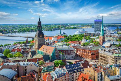 7. Riga, Latvia
