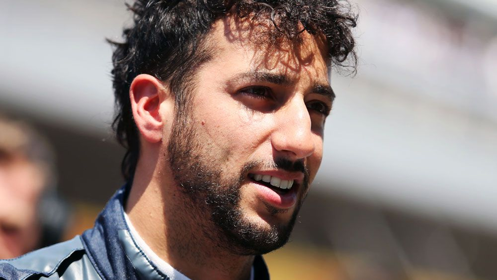 Ricciardo tries to put Spain behind him