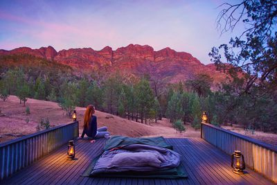 <strong>Perfect for outdoor adventures: Arkaba, Flinders Ranges</strong>
