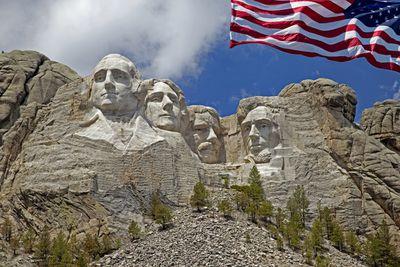 <strong>Mount Rushmore, South Dakota</strong>