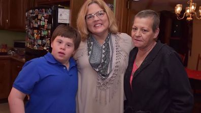 US teacher Kerry Bremer adopts Down Syndrome student Jake after mum Jean Manning dies of breast cancer 2