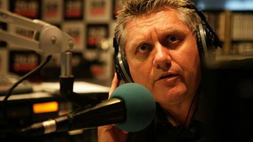 Ray Hadley is one of the major stars in the deal. (AAP)