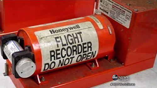 A black box flight recorder. (Supplied)