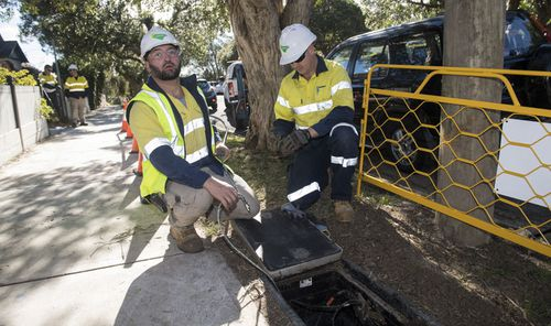 NBN Chief Executive Bill Morrow said the company may struggle to compete against new mobile networks. (AAP)