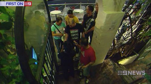 The new system has already led to several arrests in Kings Cross. (9NEWS)