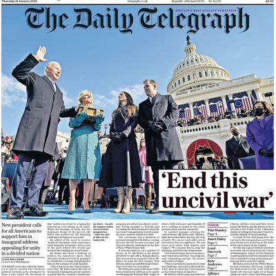 The Daily Telegraph UK