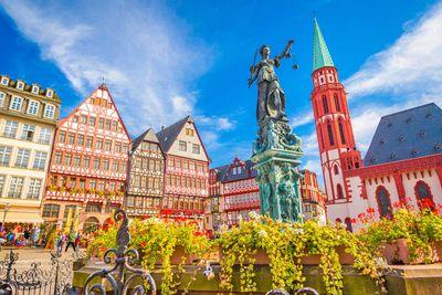 9. Frankfurt, Germany