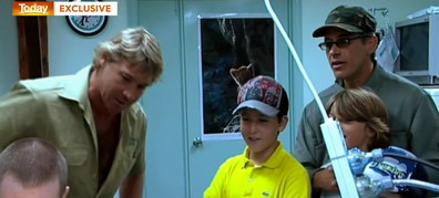 The tour with Downey Jr was one of Steve Irwin's life highlights.