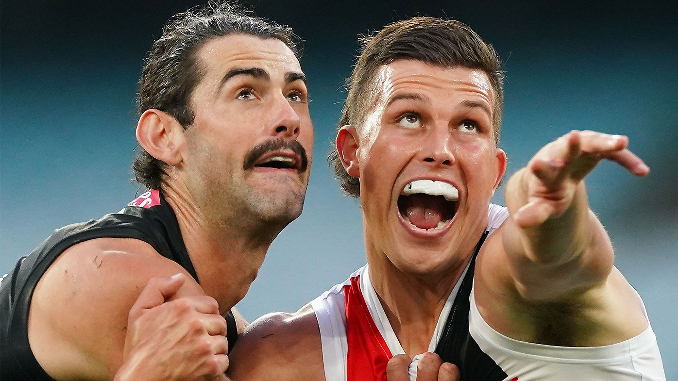 Brodie Grundy puts on ruck masterclass as Collingwood puts St Kilda to the sword