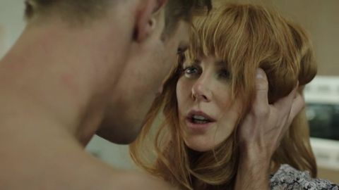 Here's Nicole Kidman in a scene from Big Little Lies.