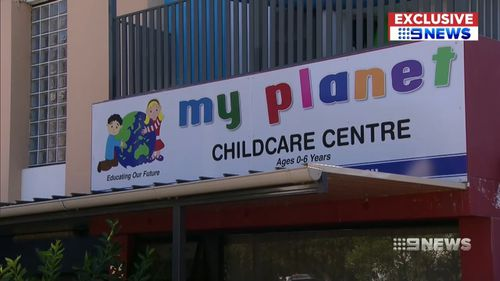 Hamzy, who works at the My Planet Childcare in Guildford, has not been charged, but the AVO means she cannot contact the boy or his family.