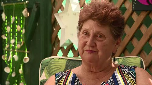 Carol said the lifestyle was affordable for two pensioners.