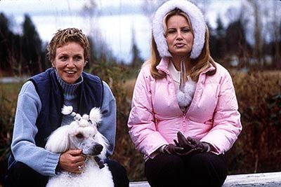 Guest's dog show mockumentary is bliss for dog watchers ... and those who like spotting their lookalike owners too. One of the best is Rhapsody in White (later rebranded 'Butch'), a pampered poodle who brings its owner Sheri Ann (Jennifer Coolidge) and trainer (Jane Lynch) <i>much</i> closer.