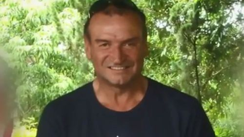 Charles Kraus died in hospital after striking his head on the ground during in altercation. (9News)