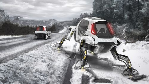 Hyundai say the new Elevate will be vital in saving lives in emergency situations.