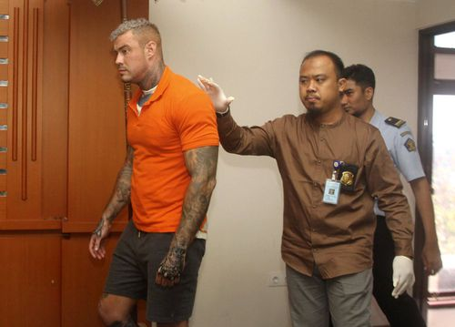 Indonesian authorities confirmed the arrest after UK media reported that Terrence David Murrell was selling explicit videos of himself online to fund an extravagant lifestyle on the island.