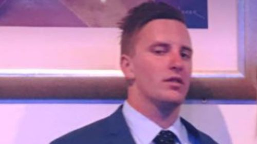 Jeremy Corbett-Large was asked to leave the Lara Hotel moments before the brawl erupted. (Facebook)