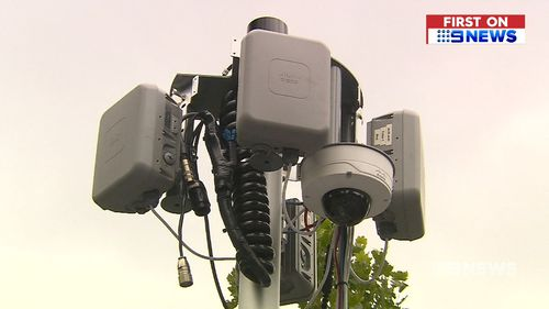 Real time data can be used to change traffic signals to fit current conditions. (9NEWS)