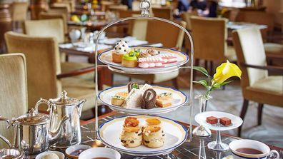 Peninsula's British-style high tea has been operating since 1928.