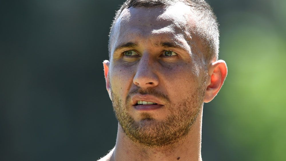 Quade Cooper left out of Sydney Sevens