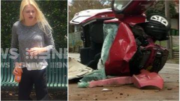 Meth mum 'sorry' for crash that killed nurse