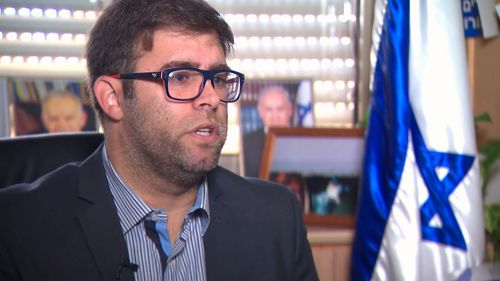 Israeli political Oren Hazan says Australia should move its embassy to Jerusalem.