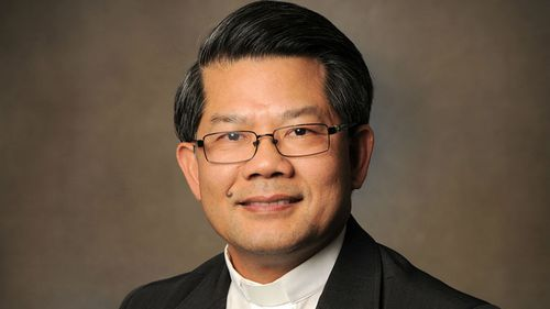 Former boat person from Vietnam now Australian Bishop