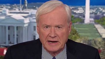 Chris Matthews resigned on air.