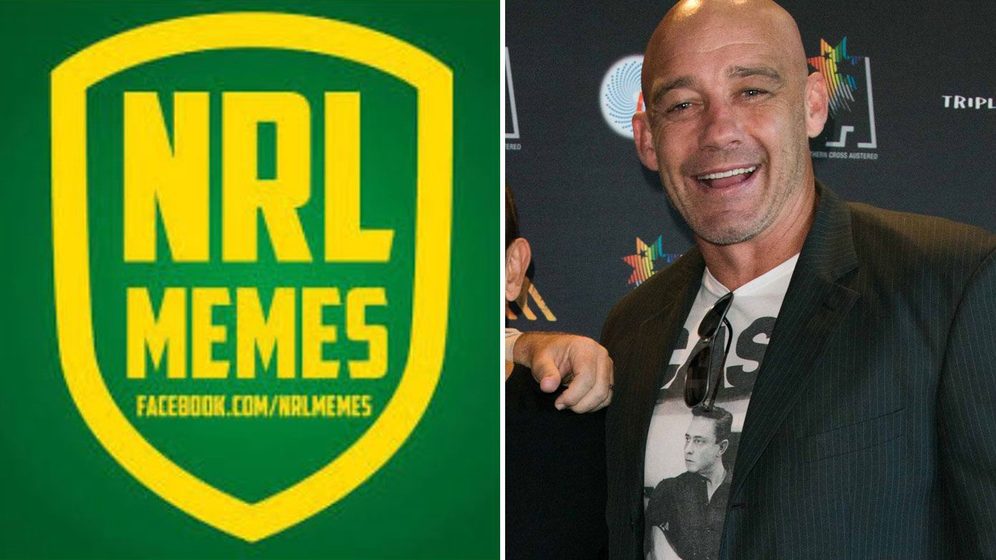 NRL Memes page disappears as Mark Geyer sues over social media scandal