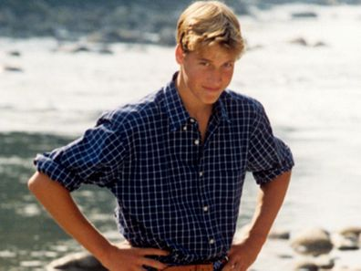 You'll never believe the 13th birthday cake Princess Diana gave William