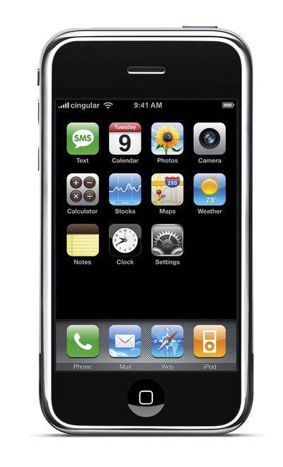 1. Original iPhone (2007)