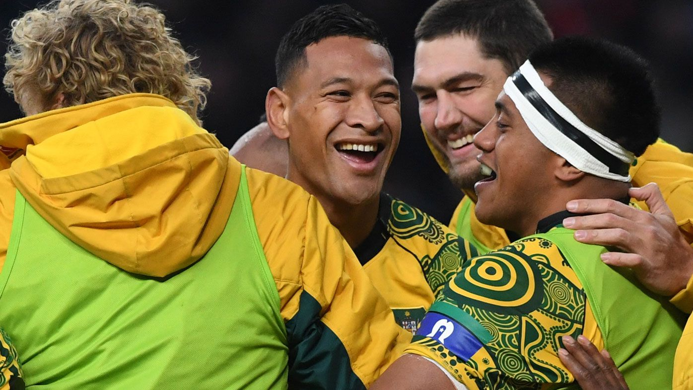 Claims of Israel Folau rejection by players 'utter BS', says ex-Wallaby Jeremy Paul