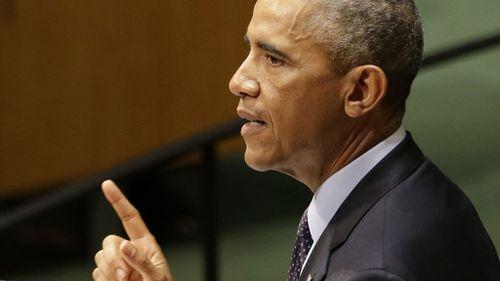 Obama urges world to fight ISIL 'network of death'