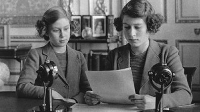 Queen Elizabeth radio address