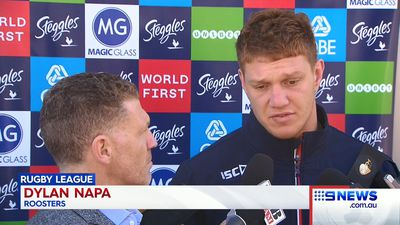 Sydney Roosters back Dylan Napa to stand up to Brisbane Broncos