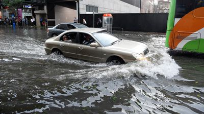 "Brisbane residents will wake up to a huge clean-up effort this morning after the city was walloped by an extreme hail storm described by Premier Campbell Newman ""the worst in a decade"". <br><br> The army has been called in to help mop up after golf ball-sized hailstones catapulted by destructive winds up to 141km/h slammed into high rise buildings and vehicles in the CBD and surrounding suburbs leaving a trail of destruction yesterday afternoon. <br><br> At least four light planes were flipped in severe winds at Archerfield Airport causing hundreds of thousands of dollars worth of damage. Queensland Premier Campbell Newman says all available emergency personnel have been mobilised to help with the clean-up. <br><br> Click through this gallery to see some of the best viewer photos we've received so far. Send your photos and videos to contact@9news.com.au"